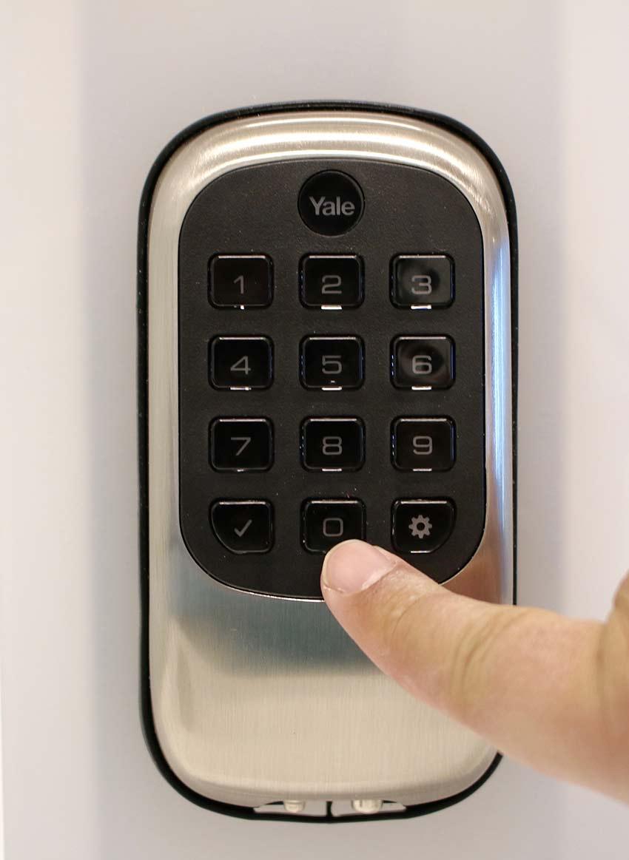 Yale Doorlock | NorthStar Home Support | 800-775-7827
